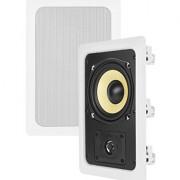 2-VM-AUDIO-ELUX-525-175-Watt-2-Way-In-Wall-Surround-Sound-Home-Speaker-Pair-0