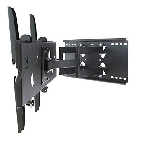 2xhome New Tv Wall Mount Bracket Dual Arm Hdmi Cable