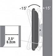 2xhome-TV-Wall-Mount-Bracket-Three-3-Triple-Shelf-Package-LED-LCD-Plasma-Smart-3D-WiFi-Flat-Panel-Screen-Monitor-Moniter-Display-Displays-Flat-Thin-Slim-Sleek-Against-the-Wall-Adjusting-Adjustable-3-T-0-1