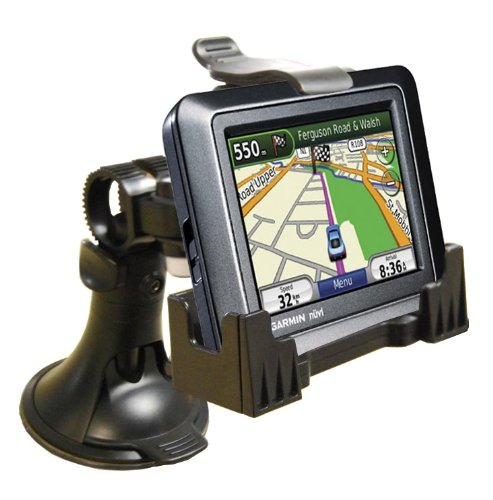 3-in-1-GPS-Car-Mount-for-the-Garmin-Nuvi-3-Way-Adjustable-Angle-for-Optimal-View-Includes-Window-Suction-Mount-Dashboard-Mount-and-Vent-Clips-0