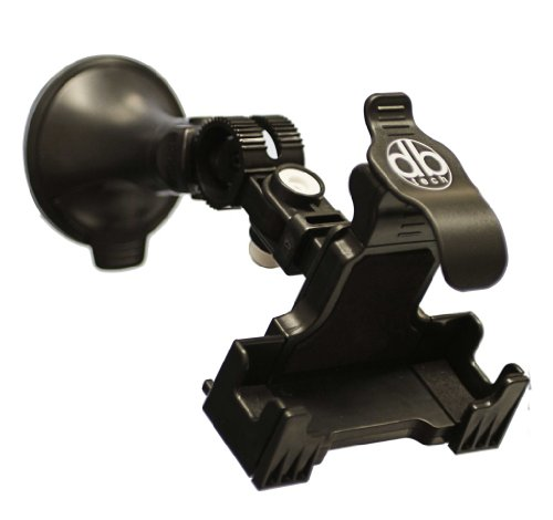 3-in-1-GPS-Car-Mount-for-the-TomTom-XL-340-S-LIVE-Series-3-Way-Adjustable-Angle-for-Optimal-View-Includes-Window-Suction-Mount-Dashboard-Mount-and-Vent-Clips-0-0