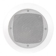 4inch-Two-Way-Ceiling-Speaker-Pair-20w-Rms-High-Pass-Tweeter-Capacitor-8ohm-Impedance-0