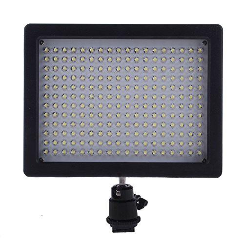 Bestlight-216-LED-Dimmable-Ultra-High-Power-Panel-Digital-Camera-Camcorder-Video-Light-for-Canon-Nikon-Pentax-Panasonic-SONY-Samsung-and-Olympus-Digital-SLR-Cameras-with-Rechargeable-Replacement-NP-F5-0-2