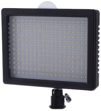 Bestlight-216-LED-Dimmable-Ultra-High-Power-Panel-Digital-Camera-Camcorder-Video-Light-for-Canon-Nikon-Pentax-Panasonic-SONY-Samsung-and-Olympus-Digital-SLR-Cameras-with-Rechargeable-Replacement-NP-F5-0