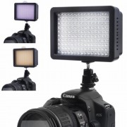 Bestlight-Ultra-High-Power-160-LED-Video-Light-Panel-with-Shoe-Adapter-for-Canon-Nikon-Olympus-Pentax-DSLR-and-Camcorders-0-6