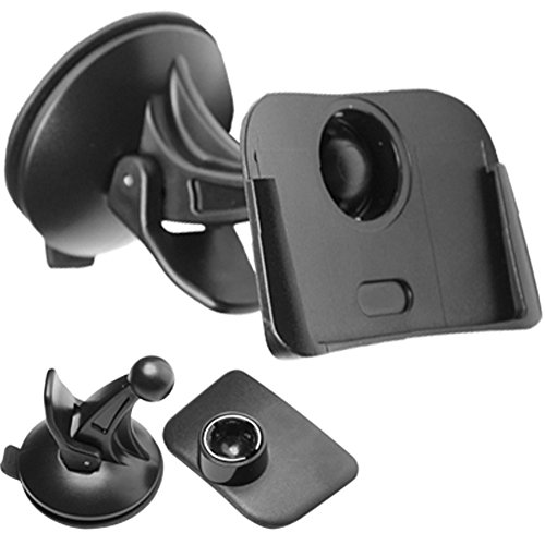 Black-In-Car-Windshield-Dashboard-Mount-Holder-For-TomTom-One-XL-43-Inches-0-0