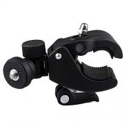Camera-Clamp-Roll-Bar-Seat-Post-TILT-Mount-4-Flip-hd-Kodac-Drift-Gopro-Contour-0