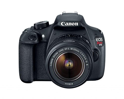 Canon-EOS-Rebel-T5-Digital-SLR-Camera-Body-with-EF-S-18-55mm-IS-II-f35-56-Lens-Polaroid-Studio-Series-43x-High-Definition-Wide-Angle-Lens-With-Macro-Attachment-Polaroid-22X-High-Definition-Telephoto-L-0