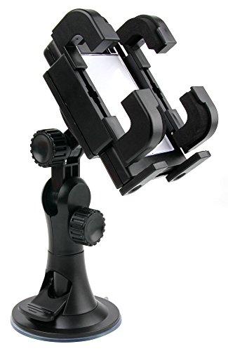 DURAGADGET-Firm-Anti-Shake-In-Car-Windscreen-Dashboard-Phone-Mount-For-Takara-GP67-GPS-0