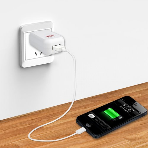 Ezopower 2a 10w Usb Ac Travel Wall Charger Adapter For
