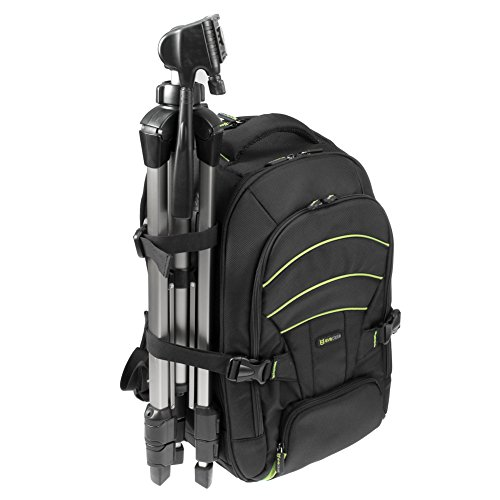 how to set up a camera backpack