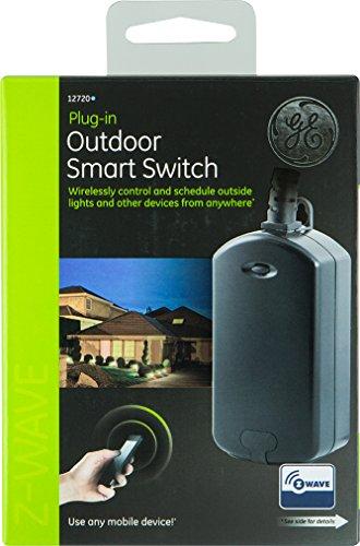 ge z wave wireless lighting control outdoor module ge wave wireless lighting control