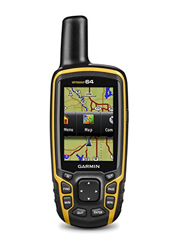 Garmin-GPSMAP-64-Worldwide-with-High-Sensitivity-GPS-and-GLONASS-Receiver-0
