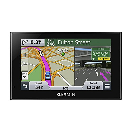 Garmin-Nuvi-2589LMT-010-01187-05-North-America-Bluetooth-Voice-Activated-5-inch-Lifetime-Maps-and-Traffic-USA-Canada-Mexico-Maps-GPS-Friction-Mount-Bundle-Includes-GPS-and-Garmin-Portable-Friction-Das-0-0