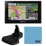 Garmin-Nuvi-2589LMT-010-01187-05-North-America-Bluetooth-Voice-Activated-5-inch-Lifetime-Maps-and-Traffic-USA-Canada-Mexico-Maps-GPS-Friction-Mount-Bundle-Includes-GPS-and-Garmin-Portable-Friction-Das-0