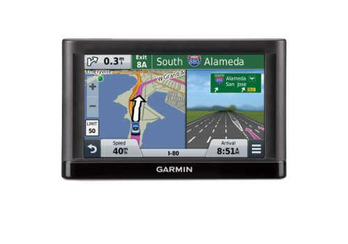 Garmin-nvi-55LM-GPS-Navigators-System-with-Spoken-Turn-By-Turn-Directions-Preloaded-Maps-and-Speed-Limit-Displays-Lower-49-US-States-0-0