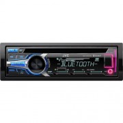 JVC-In-Dash-Bluetooth-CD-Stereo-Receiver-Detachable-Face-and-USB-Port-with-Custom-Color-Illumination-6-Key-Presets-Aux-Input-USB-Port-for-iPhone-iHeartRadio-Link-Capability-and-Pandora-Internet-Radio–0-1