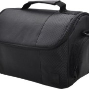 Large-Digital-Camera-Video-Padded-Carrying-Bag-Case-for-Nikon-Sony-Pentax-Olympus-Panasonic-Samsung-Canon-EOS-M-SL1-T1I-T3-T4I-T5I-XT-XTi-T5-Cameras-Many-More-eCost-Microfiber-Cloth-0-0