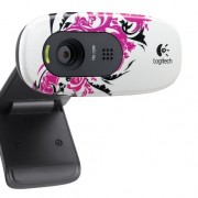 Logitech-C270-720p-Widescreen-Video-Call-and-Recording-HD-Webcam-960-000819-Floral-Spiral-0-0