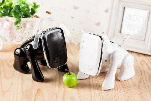 Newest-Cartoon-Robot-Dog-Bluetooth-Speakers-Mini-Home-Theater-Audion-Card-Speaker-Mic-for-iPad-Phone-Samsung-Tablet-Stereo-EquipmentBlack-0-3