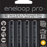 Panasonic-BK-3HCCA8BA-Eneloop-Pro-AA-High-Capacity-Ni-MH-Pre-Charged-Rechargeable-Batteries-8-Pack-0