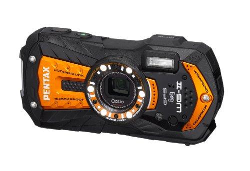 Pentax-Optio-WG-2-GPS-Orange-Adventure-Series-16-MP-Waterproof-Digital-Camera-with-5-X-Optical-Zoom-and-GPS-0