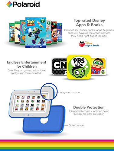 Polaroid-Kids-Tablet-3-Android-7-Kids-Tablet-With-Preloaded-Disney-Educational-Apps-Games-Books-Newest-Version-0-0