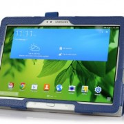 ProCase-Samsung-Galaxy-Tab-PRO-101-Tablet-Case-with-bonus-stylus-pen-Tri-Fold-Smart-Cover-Stand-Case-for-Galaxy-TabPRO-101-inch-SM-T520T525-Navy-Dark-Blue-0-2
