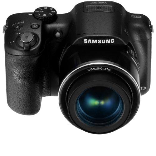 Samsung WB1100F 16.2MP CMOS Smart WiFi & NFC Digital ...