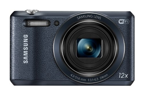 Samsung-WB35F-162MP-Smart-WiFi-NFC-Digital-Camera-with-12x-Optical-Zoom-and-27-LCD-Black-0