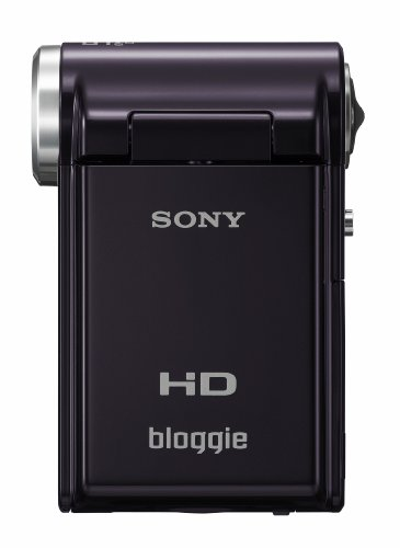 Sony Mhs Cm5 Bloggie Hd Video Camera Violet Erics
