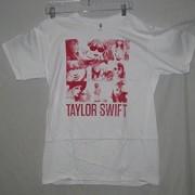 Taylor-Swift-White-Squares-Shirt-Tshirt-Youth-Medium-0-0