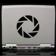 2-Aperture-Science-Portal-Logo-Vinyl-Die-Cut-Decal-Sticker-3-White-Set-0-1