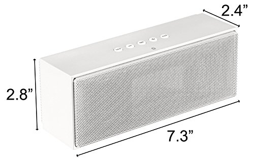 AmazonBasics-Portable-Bluetooth-Speaker-White-0-3