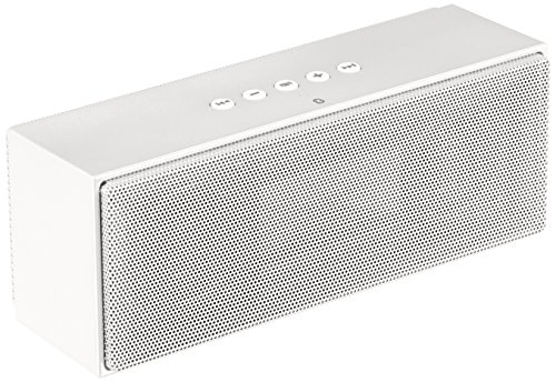 AmazonBasics-Portable-Bluetooth-Speaker-White-0