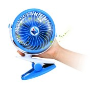 BTOOP-Desk-Fans-USB-Fans-with-Stepless-Speed-Technology-360-Degree-Ultra-quietness-with-A-BTOOP-Microfiber-Cleaning-Cloth-Blue-5-0-0