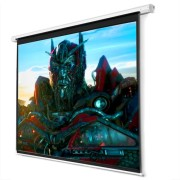 Best-Choice-Products-84-X-84-Manual-Projector-Projection-Screen-Pull-Down-119-Screen-0