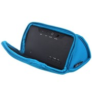 Cosmos-Travel-Carry-Neoprene-Sleeve-Case-Bag-Cover-for-OontZ-Angle-Ultra-Portable-Wireless-Bluetooth-SpeakerNOT-for-OontZ-Angle-Plus-Light-Blue-0-0