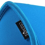 Cosmos-Travel-Carry-Neoprene-Sleeve-Case-Bag-Cover-for-OontZ-Angle-Ultra-Portable-Wireless-Bluetooth-SpeakerNOT-for-OontZ-Angle-Plus-Light-Blue-0-2