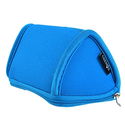Cosmos-Travel-Carry-Neoprene-Sleeve-Case-Bag-Cover-for-OontZ-Angle-Ultra-Portable-Wireless-Bluetooth-SpeakerNOT-for-OontZ-Angle-Plus-Light-Blue-0