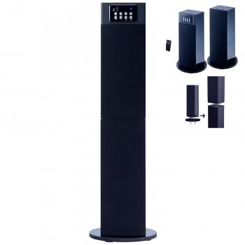 Craig-Electronics-CHT914C-Stereo-Home-TheaterTower-Speaker-System-with-Bluetooth-Wireless-Technology-0