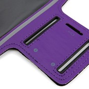 DURAGADGET-Exclusive-Unisex-Sports-Armband-in-Purple-Running-Cycling-Gym-Smartphone-Case-for-The-NEW-Microsoft-Lumia-540-2015-Release-0-1