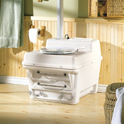 Envirolet-MS10-Waterless-Self-Contained-Composting-Toilet-120VAC-Electric-WHITE-0
