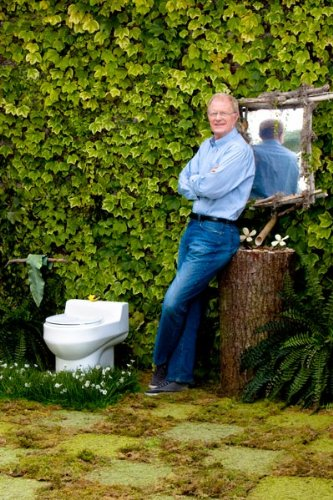 Envirolet Waterless Remote Composting Toilet System Non