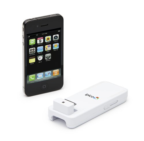 General-Imaging-PJ205-ipico-Handheld-LED-Personal-Projector-for-Apple-iPhoneiPod-Touch-Retail-Packaging-White-0-0
