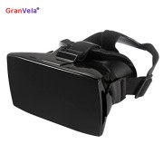 GranVela-ARST-Visual-Reality-VR-For-Smartphone-3D-Video-Glasses-Head-Mount-Plastic-Version-for-3D-Movies-Games-for-iPhone-Samsung-LG-Nexus-HTC-Moto47-6-inch-Mobile-Smartphones-Black-0