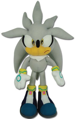 Plush Ge 52636 Real New Sonic The Hedgehog 14 Blaze The Cat Great Eastern Fifasteluce Com