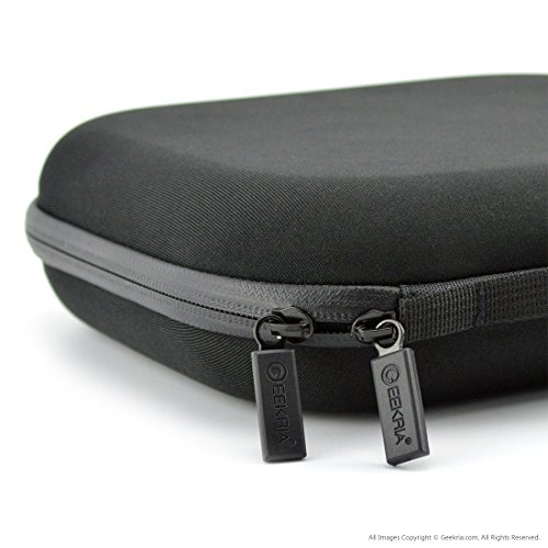 Earphones travel case - headphone case akg