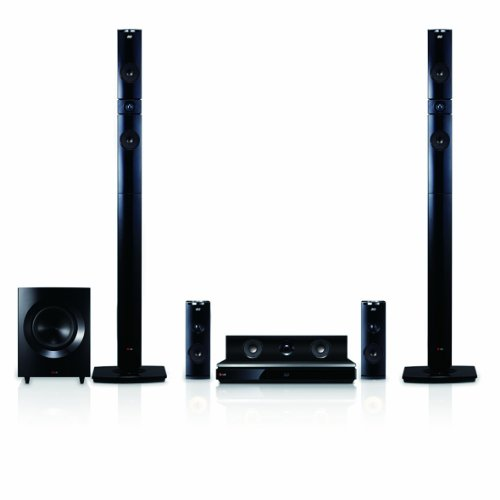 LG BH9431PW 1460W 3D Blu-Ray Theater System with