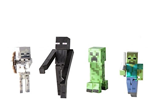 Minecraft-Figure-4-Pack-Hostile-Mobs-0-0